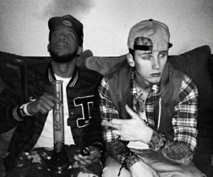 cleveland, lace up, and mgk image