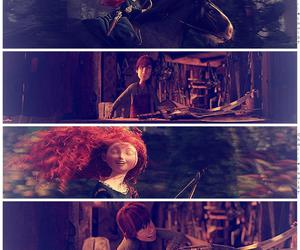 merida, hiccup, and mericcup image