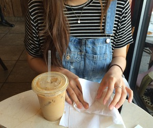 grunge, tumblr, and coffee image