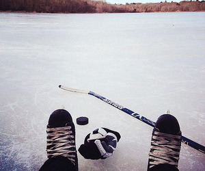 hockey, ice, and inspire image