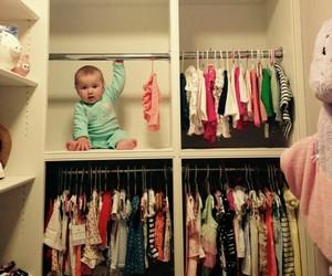baby, alena rose jonas, and clothes image