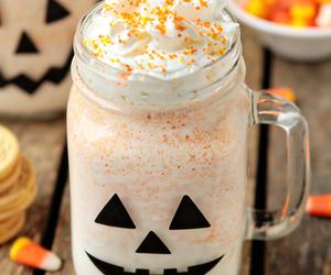 Halloween, food, and pumpkin image