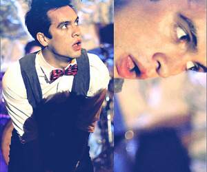 brendon urie, panic! at the disco, and boymagia image