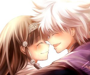 killua zoldyck and alluka zoldyck image