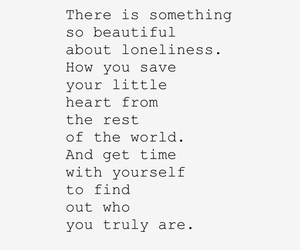 quote and loneliness image