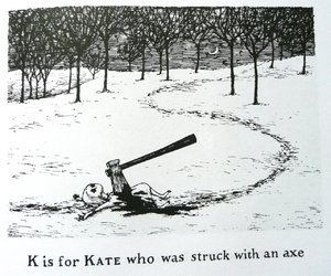 axe, kate, and death image