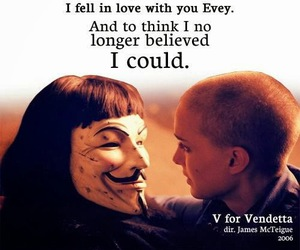 quote and v for vendetta image