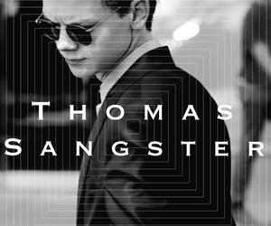 thomas sangster, boy, and newt image