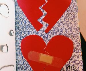 creative, diy, and hearts image