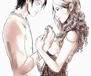 jessa, jem carstairs, and the infernal devices image