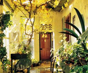 Greece and autumn sun porch image