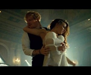 clip, ed sheeran, and thinking out loud image