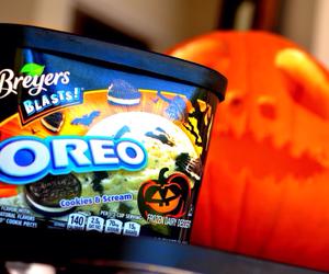 Halloween, oreo, and autumn image