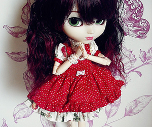 doll, pullip, and new image