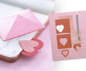 book, handmade, and heart image