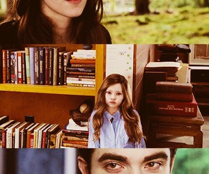 breaking dawn, family, and renesmee cullen image