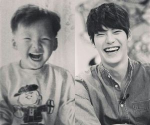 actor, childhood, and smile image