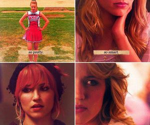 dianna agron, quinn fabray, and glee image