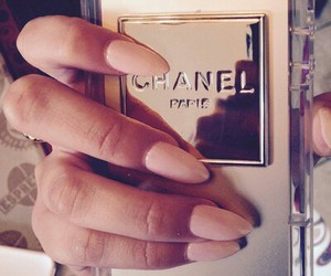 chanel, nails, and beautiful image
