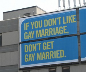 gay, married, and text image