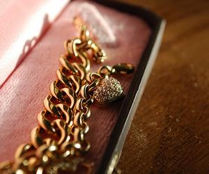 bracelet, diamonds, and juicy couture image