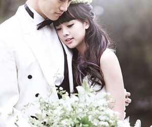 couple, taecyeon, and we got married image