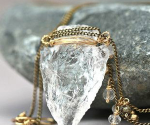crystal, fashion, and healing image