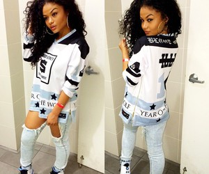 style, outfit, and swag image