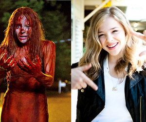 actress, movie, and carrie a estranha image