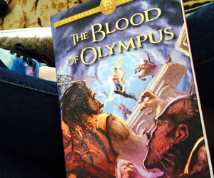 percy jackson and blood of olympus image