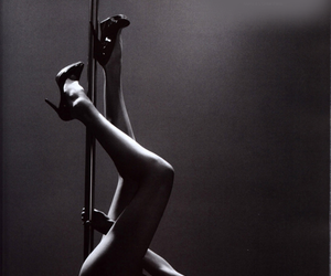 sexy, pole, and pole dance image
