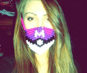 rave, raver girl, and edm image