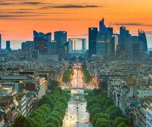 eiffel tower, france, and passion image