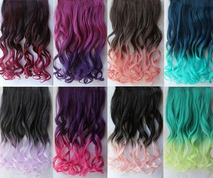 hair and colors image