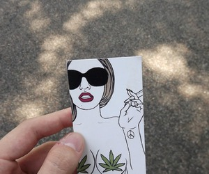 blunt, card, and design image