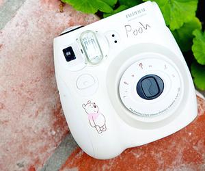 pooh, camera, and kawaii image