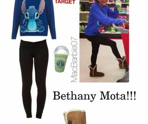 bethany mota, outfits, and cute image