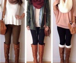 fashion, fashion style, and casual outfit image