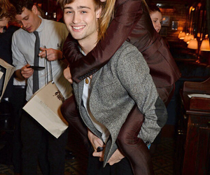 cara delevingne, model, and douglas booth image