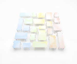 art, colorful, and cube image