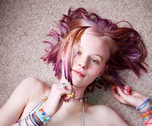 arvida bystrom, hair, and color image