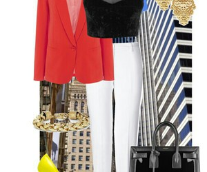city, clothes, and fashion image