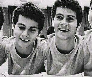dylan o'brien, teen wolf, and smile image