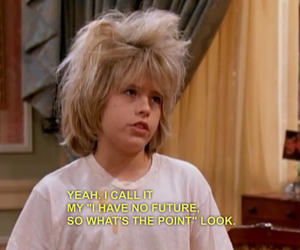 funny, quotes, and zack and cody image