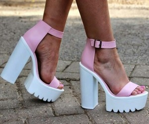 amazing, beautiful, and shoes image
