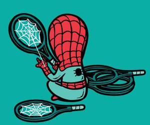 spiderman, Marvel, and funny image