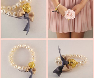 accessories, beautiful, and beige image
