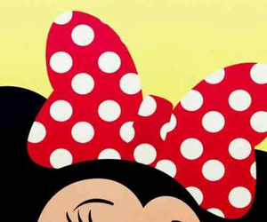 wallpaper and minnie image