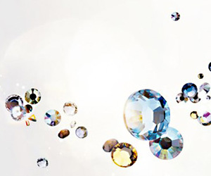 beautiful, crystal, and glitter image