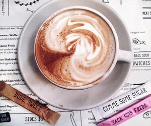 coffee, sugar, and drink image